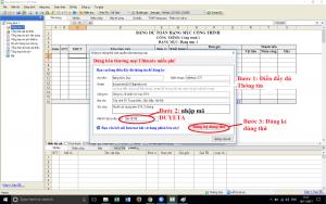 Dự toán Eta Online