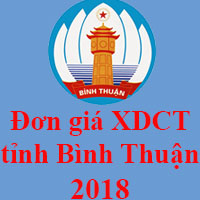 Đơn giá xây dựng công trình tỉnh Bình Thuận