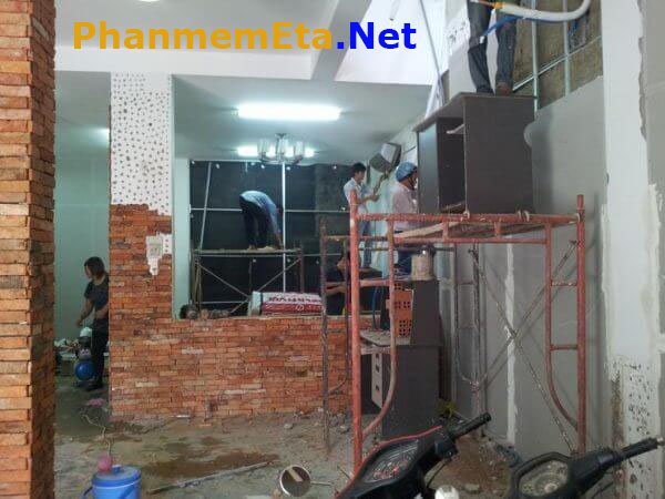 Dự toán sửa chữa nhà